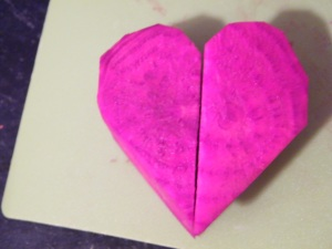Beet Heart Complete